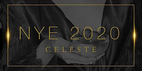 NYE 2020 @ CELESTE tickets