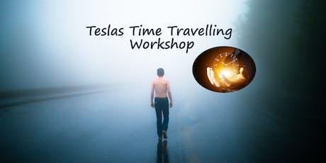 Teslas Time Travelling Workshop tickets