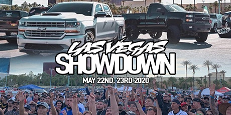 Las Vegas Showdown 2020 tickets