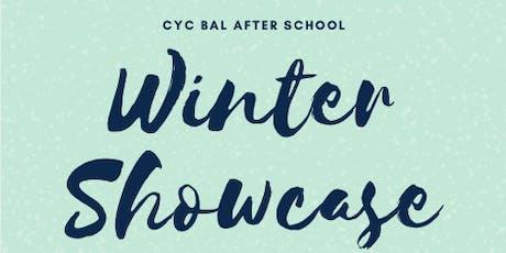 Winter Showcase tickets