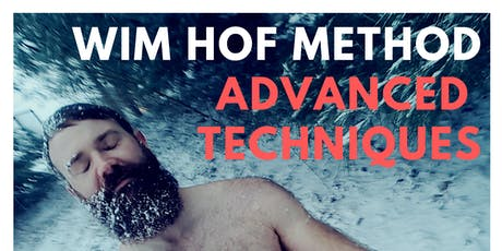 Wim Hof Method Advanced Techniques Workshop (Chicago) with Jesse Coomer tickets