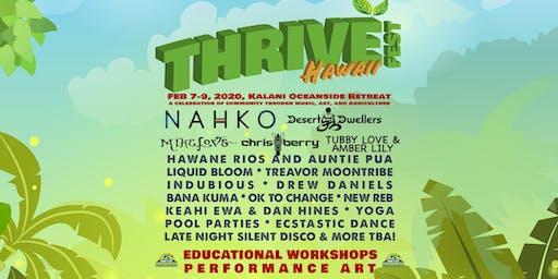 THRIVE Fest Hawaii - 2020