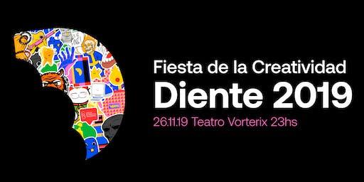 Fiesta de la Creatividad #Diente2019
