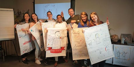 Visual Thinking  and  Business Drawing Masterclass tickets
