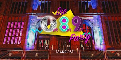Die 089 Party - Hits der 80er, 90er und 2000er - I