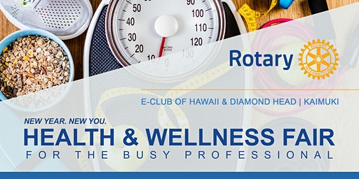 Health & Wellness Fair for the Busy Professional