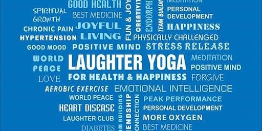 Laughter Yoga Sampler Class