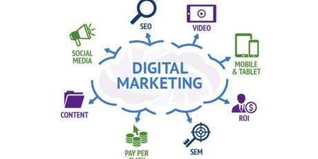 Inside the World of Digital Marketing tickets