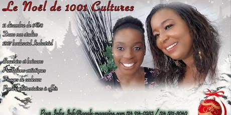 Le Noël de 1001 Cultures tickets