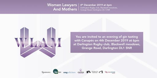 WLAM North East- Gin Tasting and Canapés Evening