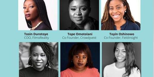 Women In Tech: Growing a Startup in the Nigerian Tech Ecosystem