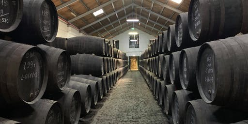 World of Wine Series #1: A Taste of Portugal with Niepoort