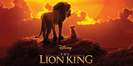 Family Saturday Cinema @ Robeson House & Museum: The Lion King (2019)