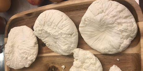 Hands on Cheesemaking  Chèvre & Creme Fraiche with Poached Apples and Pears tickets