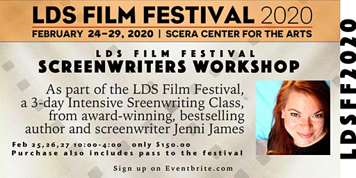 LDS Film Festival Screenwriters Workshop