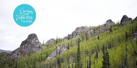 Angel rocks trail + Chena hot springs dip tickets