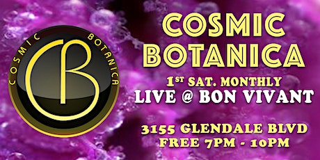 Live @ Bon Vivant in Atwater Village, Ca. tickets
