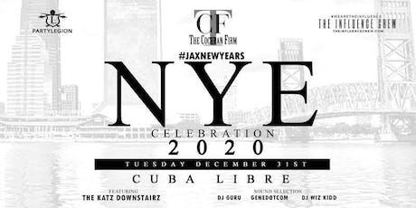 Jax  New Year's Eve 2020 Celebration tickets