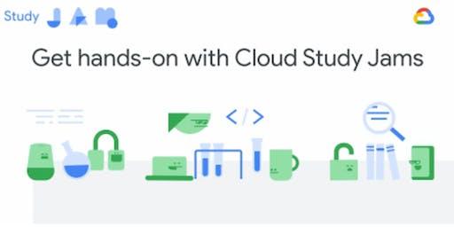 Cloud Study Jam - GCP Essentials