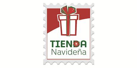 Tienda Navideña 2019   AM tickets