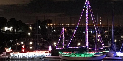 Holiday Lighted Boat Parade