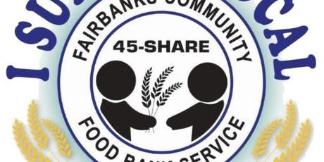 Fairbanks community food bank:women who give tickets
