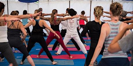 World Yoga Festival tickets