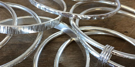 Beginners Silver Bangle tickets