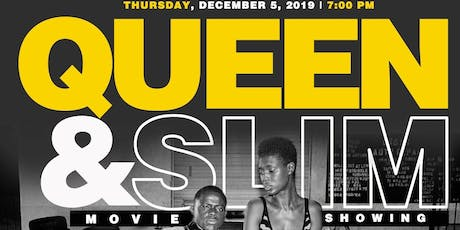 Queen & Slim - Movie Screening @ Next Act Cinema tickets