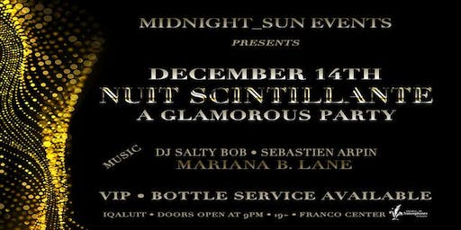 Nuit Scintillante - A Glamorous Party