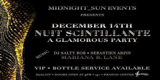 Nuit Scintillante - A Glamorous Party