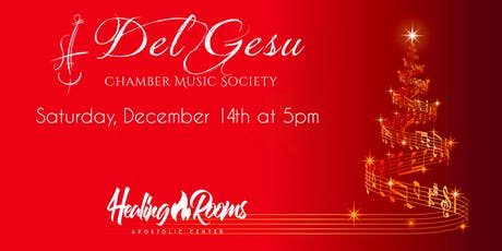Del Gesù Christmas Concert tickets