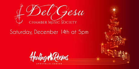 Del Gesù Christmas Concert tickets