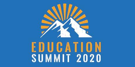 Education Summit 2020 tickets