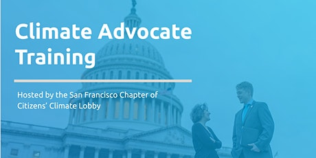 Climate Advocate Training by CCL-SF tickets