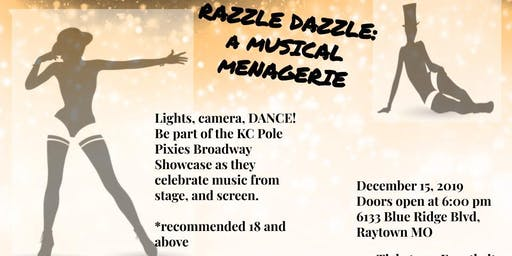 Razzle Dazzle: A Musical Menagerie