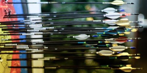 Peel Archery Target League Night #5
