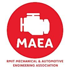RMIT MAEA logo