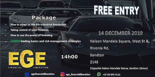 The Liberation Drive, Forex & Investments Seminar