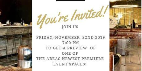 TCCP Roastery Event Space Open House tickets