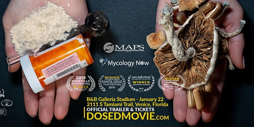 DOSED documentary + Q&A - One Show Only at B&B Galleria Stadium