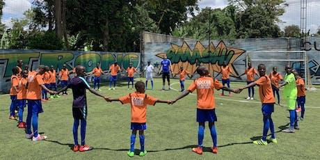 Volf Soccer Foundation Ltd. presents Volf Soccer Academy, Uganda Fundraising Dinner and Film Presentation tickets
