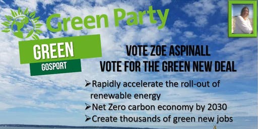 Why Vote Green?