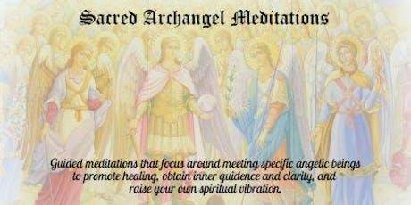 Sacred Archangel Meditations tickets