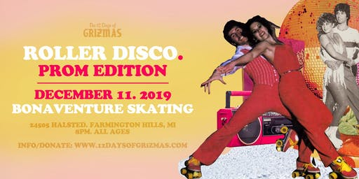 GRiZMAS Day 9: Roller Disco: Prom Edition
