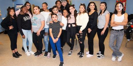 FREE TEEN CLUB CLASSES & ACTIVITIES  tickets