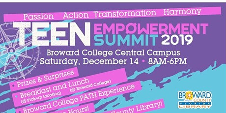 Teen Empowerment Summit tickets
