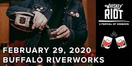 Buffalo Whiskey Riot 2020 tickets