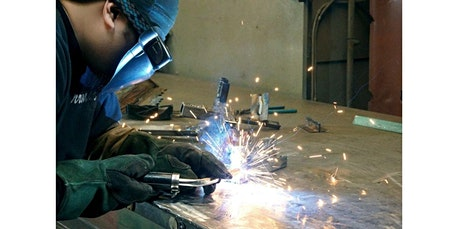 Intro to MIG Welding (03-07-2020 starts at 10:00 AM) tickets
