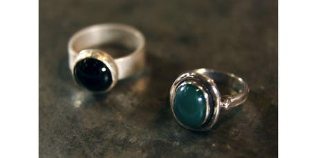 Make a Ring/Set a Stone Workshop (02-23-2020 starts at 10:00 AM) tickets